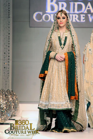 Bridal Couture Week Day 2 Collection 2011 By Mona Imran Latest Pakistan Fashion Shows