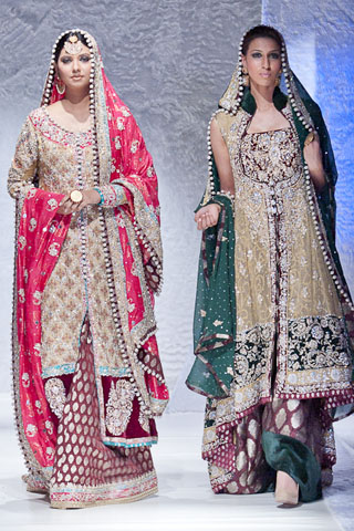 Pakistan Bridal Fashion Week Collection At London By